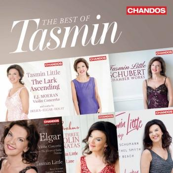 Cover The Best of Tasmin