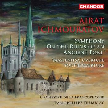 Cover Airat Ichmouratov: Orchestral Works