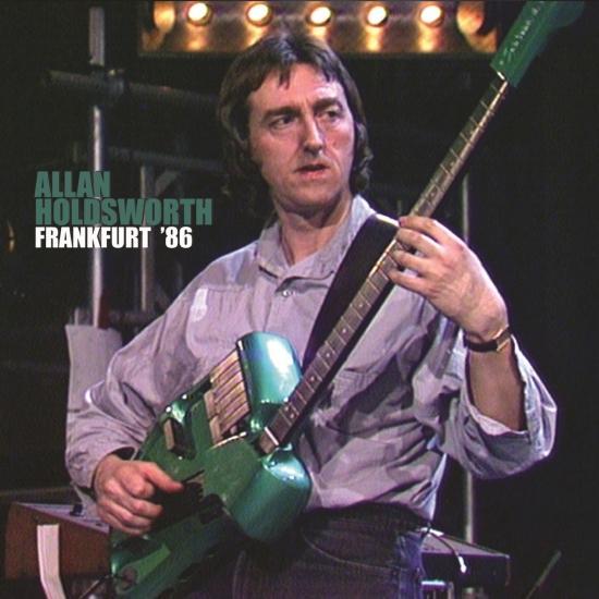 Cover Frankfurt '86 Live (Remastered)