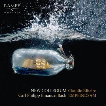 Cover Carl Philipp Emanuel Bach: Empfindsam