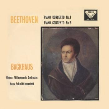Cover Beethoven: Piano Concertos Nos. 1 & 2 (Remastered)