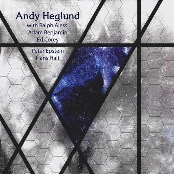 Cover Blue Trapezoid