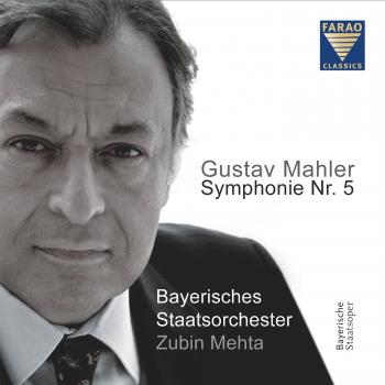 Cover Mahler Nr. 5