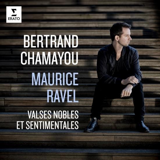 Cover Ravel: Valses nobles et sentimentales, M. 61