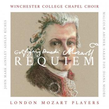 Cover Mozart: Requiem in D Minor, K. 626 'Missa pro Defunctis'