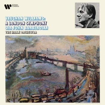 Cover Vaughan Williams: Symphony No. 2 'A London Symphony' (Remastered)