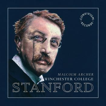 Cover Stanford: Choral Works