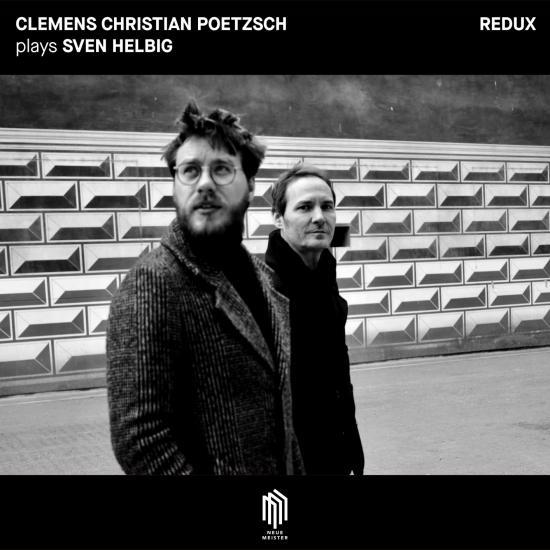 Cover Clemens Christian Poetzsch plays Sven Helbig (Redux)