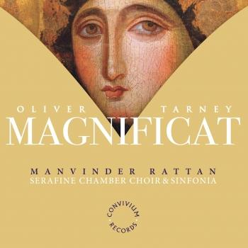 Cover Oliver Tarney: Magnificat