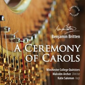 Cover A Ceremony of Carols