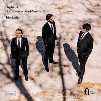 Cover Orpheus. Hommage à Saint-Saëns