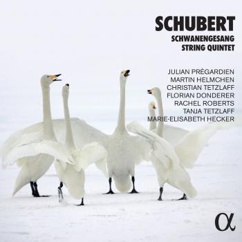 Cover Schubert: Schwanengesang & String Quintet
