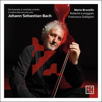 Cover Bach: Sei suonate à cembalo certato è violoncello piccolo solo