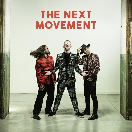 Cover The Next Movement