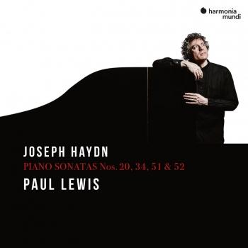 Cover Joseph Haydn: Piano Sonatas Nos. 20, 34, 51 & 52
