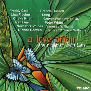 Cover A Love Affair: The Music Of Ivan Lins (Remastered)