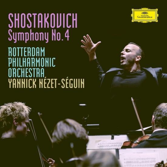 Cover Shostakovich: Symphony No.4 in C Minor, Op.43