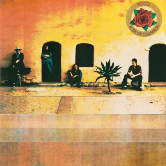Cover Rose Of Cimarron (Remastered)