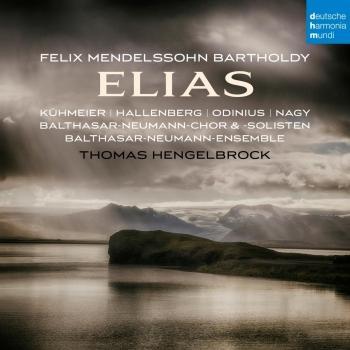 Cover Mendelssohn: Elias, Op. 70