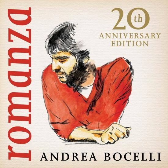 Cover Romanza (20th Anniversary Edition - Deluxe)