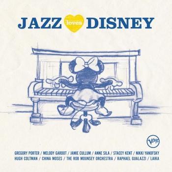 Cover Jazz Loves Disney