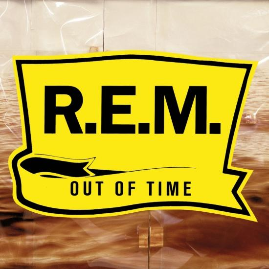 Cover Out Of Time (25th Anniversary Deluxe Edition - Remastered)
