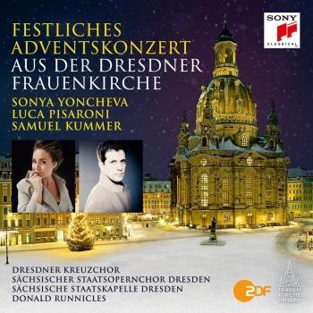 Cover Festliches Adventskonzert aus der Dresdner Frauenkirche