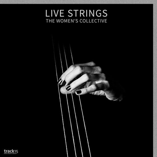 Cover Live Strings - The Women's Collective