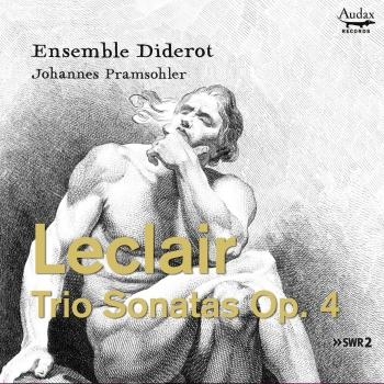Cover Leclair: Trio Sonatas, Op. 4