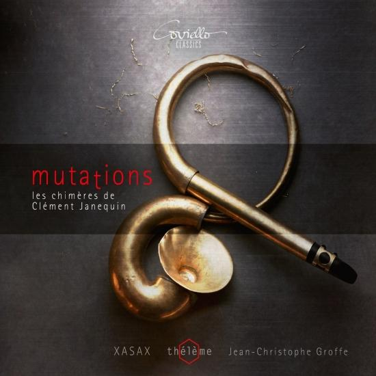 Cover Mutations. Les chimères de Clément Janequin