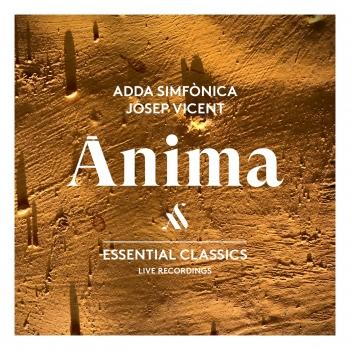Cover ANIMA – Essential Classics
