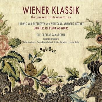 Cover Beethoven & Mozart : Wiener Klassik