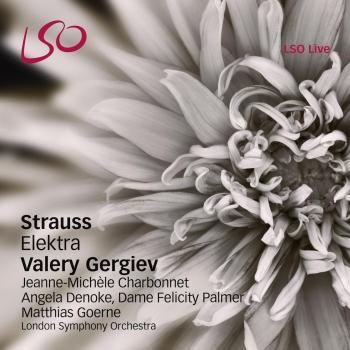 Cover Strauss: Elektra