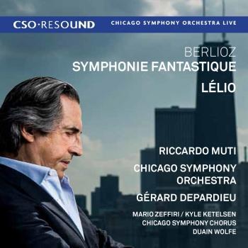 Cover Berlioz: Symphonie fantastique & Lélio, ou Le retour à la vie (Live)