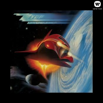Cover Afterburner (Remastered)