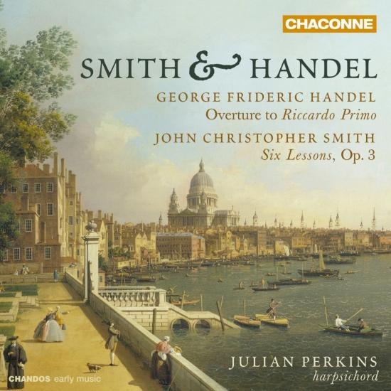 Cover Smith & Handel