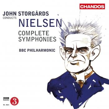 Cover Nielsen: Complete Symphonies