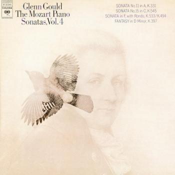 Cover Mozart: Piano Sonatas, Vol. 4, Nos. 11, 15 & 16; Fantasia in D Minor (Remastered)