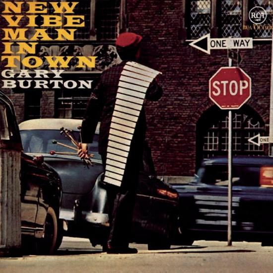 Cover New Vibe Man In Town (Remastered)