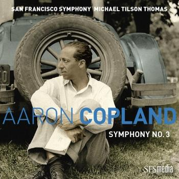 Cover Copland: Symphony No. 3