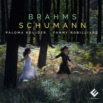 Cover Brahms, Schumann