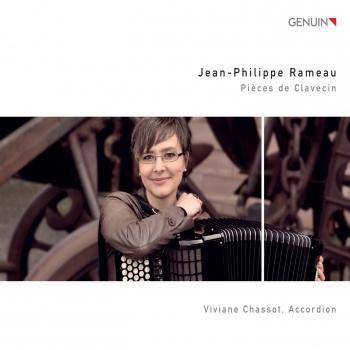 Cover Rameau: Pièces de clavecin