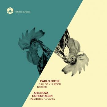 Cover Ortiz: Gallos y Huesos & Notker