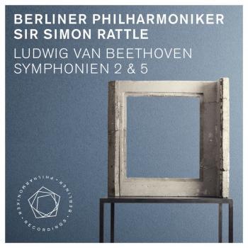 Cover Ludwig van Beethoven: Symphonies Nos. 2 & 5