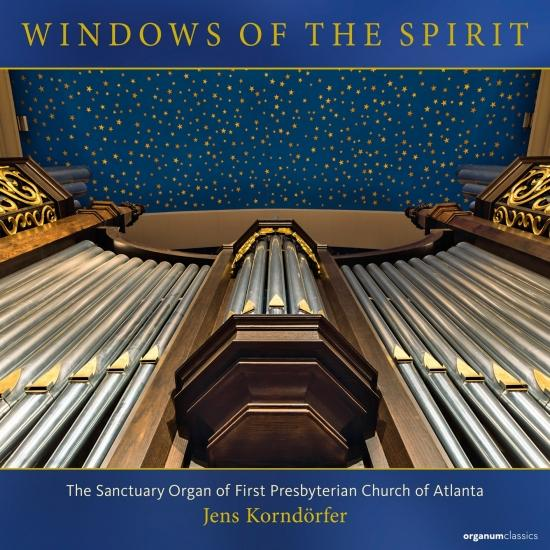 Cover Windows of the Spirit