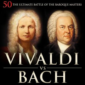Cover Vivaldi vs Bach: 50 the Ultimate Battle of the Baroque Masters