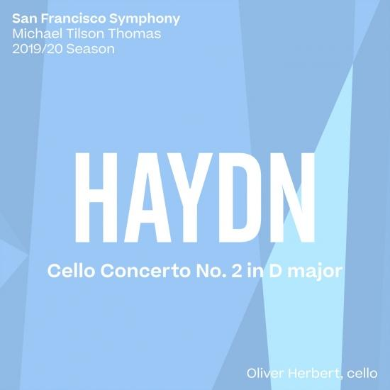 Cover Haydn: Cello Concerto No. 2