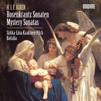 Cover Biber: Rosenkrantz Sonaten (Mystery Sonatas)