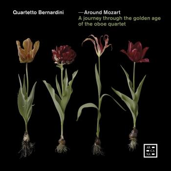 Cover Around Mozart. A Journey Through the Golden Age of the Oboe Quartet