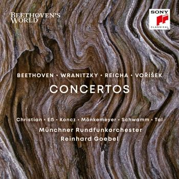 Cover Beethoven's World - Beethoven, Wranitzky, Reicha, Vorisek: Concertos